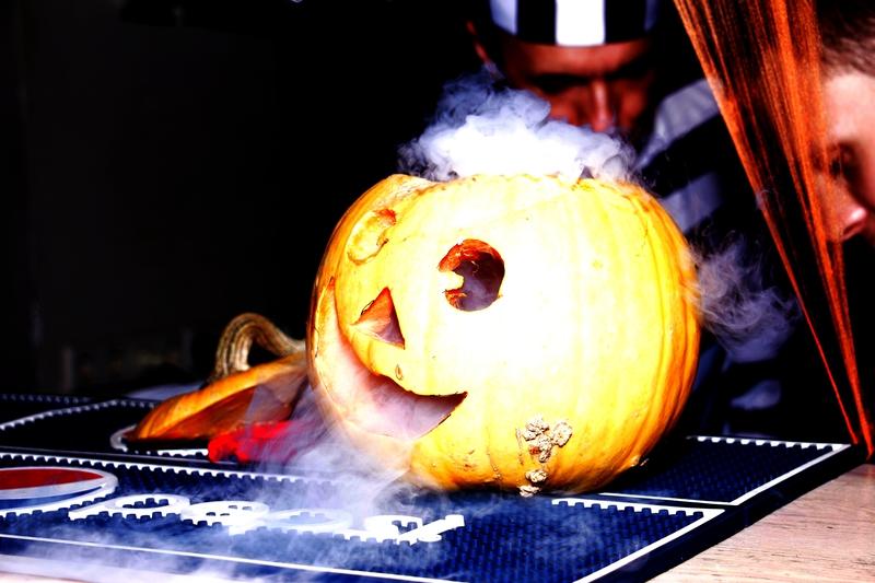Хэллоуин в Джамбо